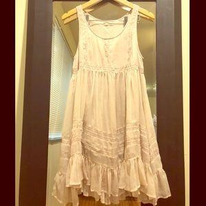 Beautiful Billabong Tan/Cream Dress